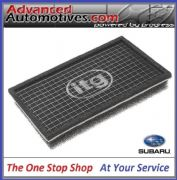 ITG Panel Air Filter For Subaru Legacy 2.0 2.2 & 4WD Turbo 89> - WB-384
